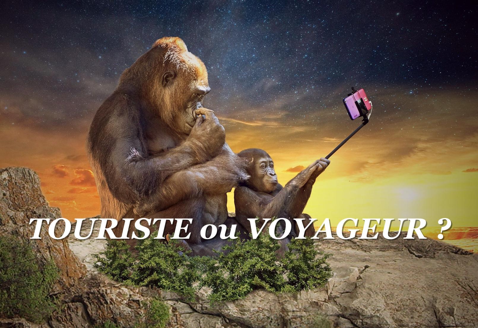 TOURISTE OU VOYAGEUR