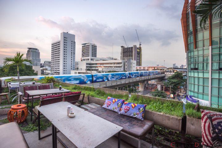 Sky Train-Jazz Bar bangkok meilleurs sorties