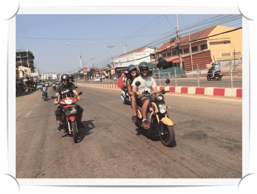 peur de voyager seule, laos