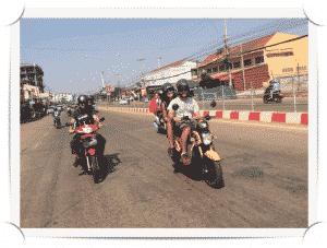 scooter-laos pour voyager moins cher