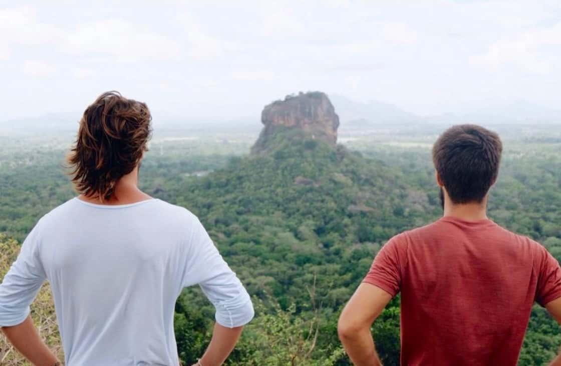 sigiriya au Sri Lanka, un des mes coups de coeur en Asie du Sud-Est de ce Tour du Monde