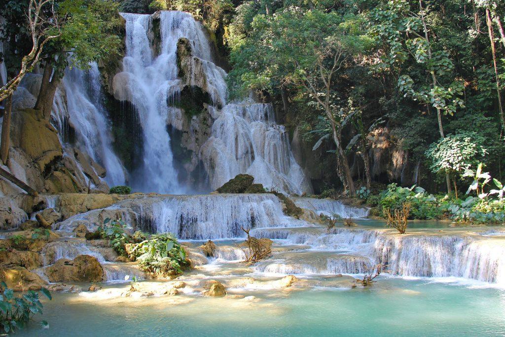 luang-prabang-xuang si waterfall