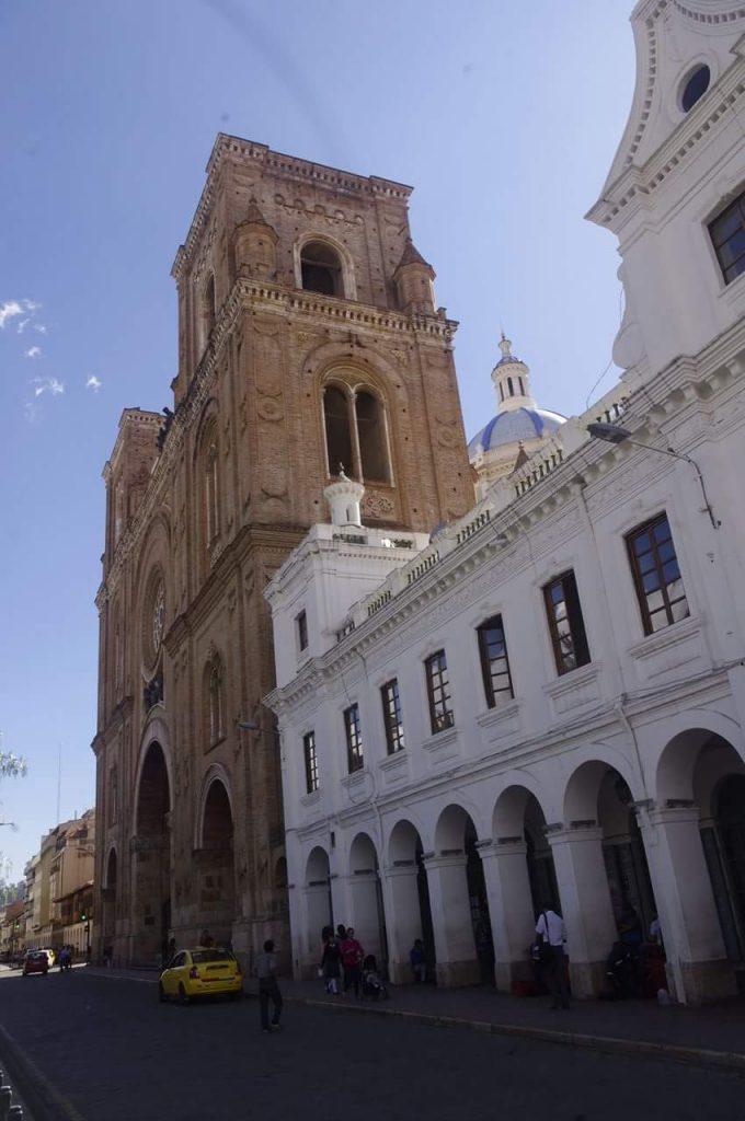 Cuenca en Équateur