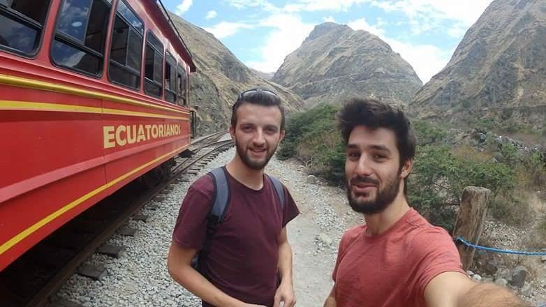 El nariz del diablo, alausi, voyager en Équateur