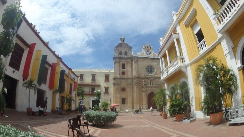 voyager en Colombie à Cartagena