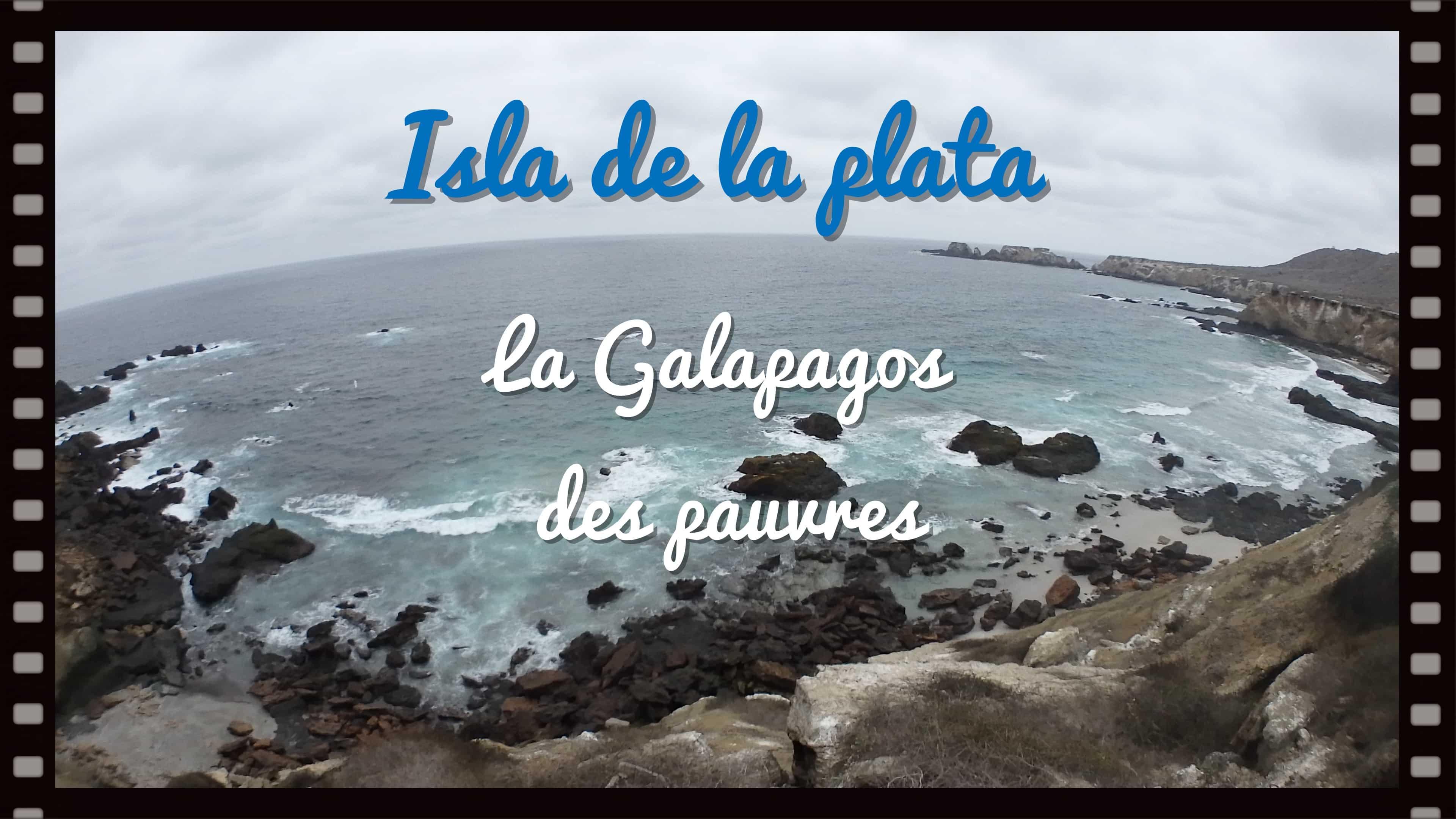 Isla de la Plata en Équateur