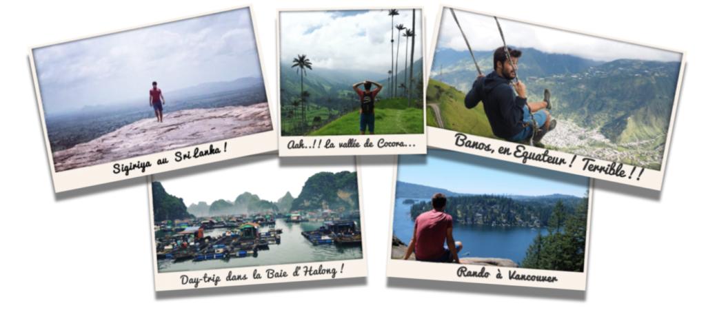 retour de voyage autour du monde