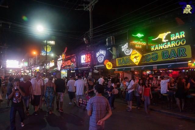 party à phuket Thailand