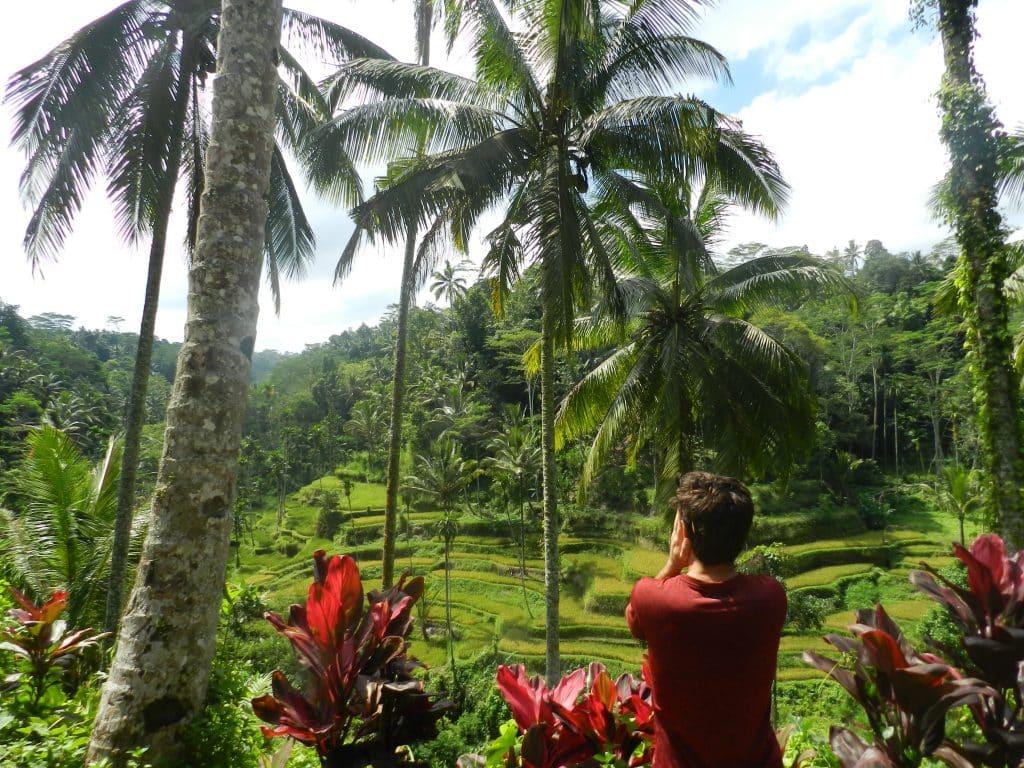 voyager en Indonésie, ici à Bali