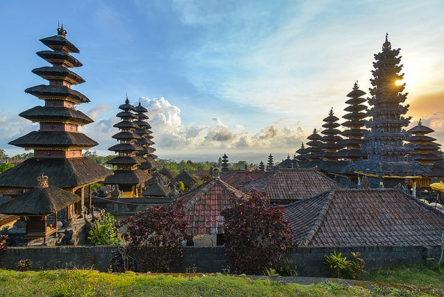 Besakih, le mother temple de Bali
