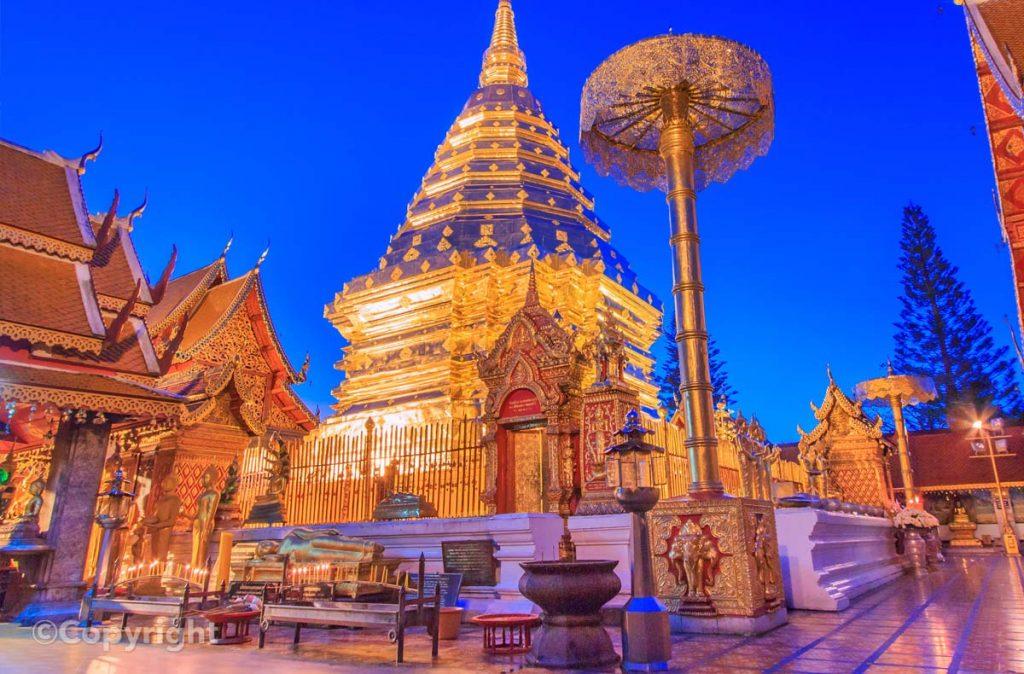 Doi-Suthep-chiang mai, thailand