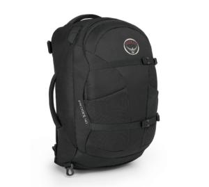 sac à dos Osprey pour voyager léger autour du monde