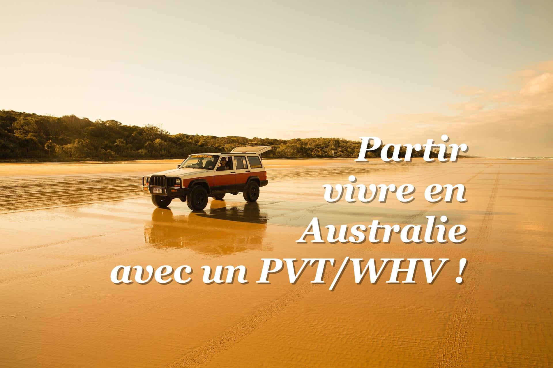 partir vive en australie un an et travailler avec un pvt