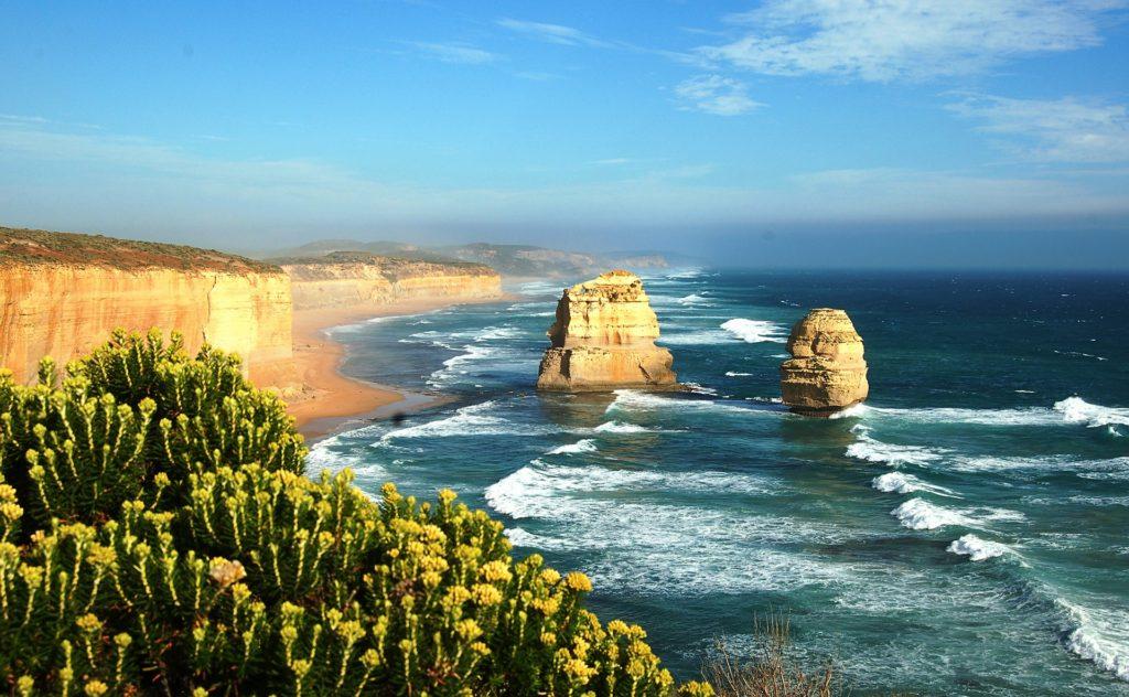 great ocean road, pvt australie