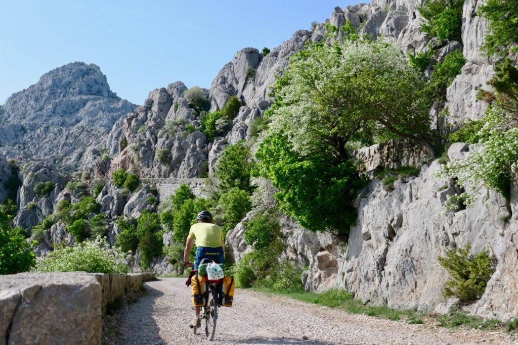 voyage à vélo dans les Balkans