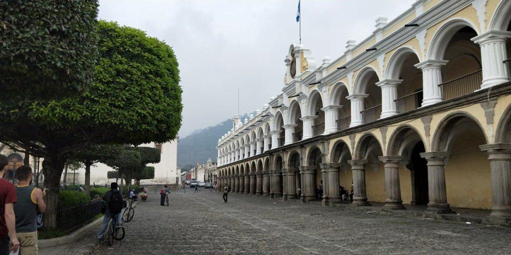 la superbe antigua, un arrêt à ne pas manquer lors d'un voyage au Guatemala