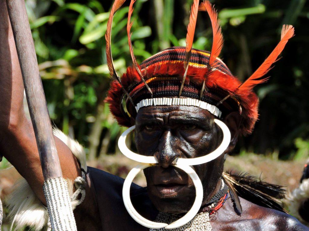 Dani Tribe, Papua