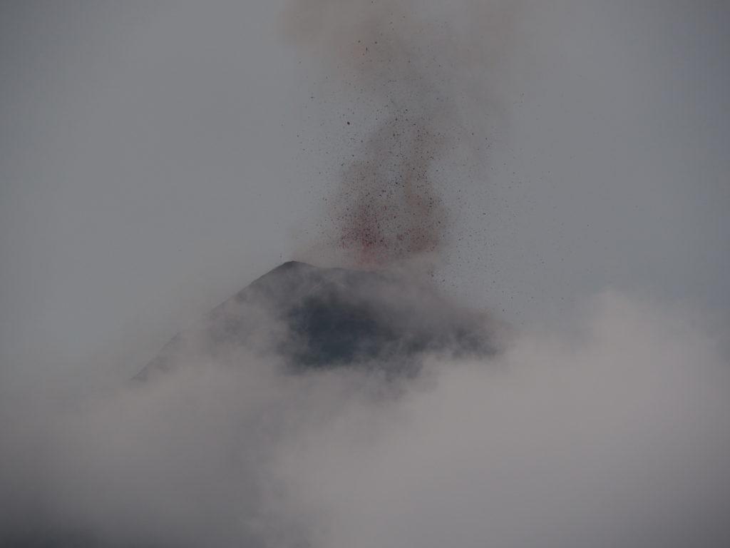 fuego guatemala trip