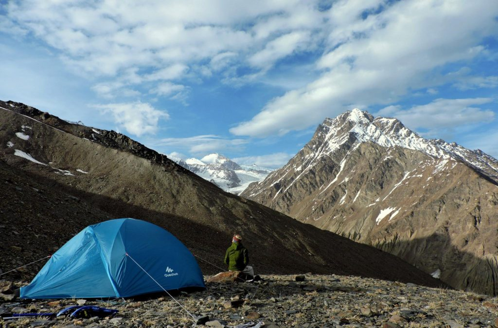 Pin Parvati Pass Trek, Great Himalaya NP..