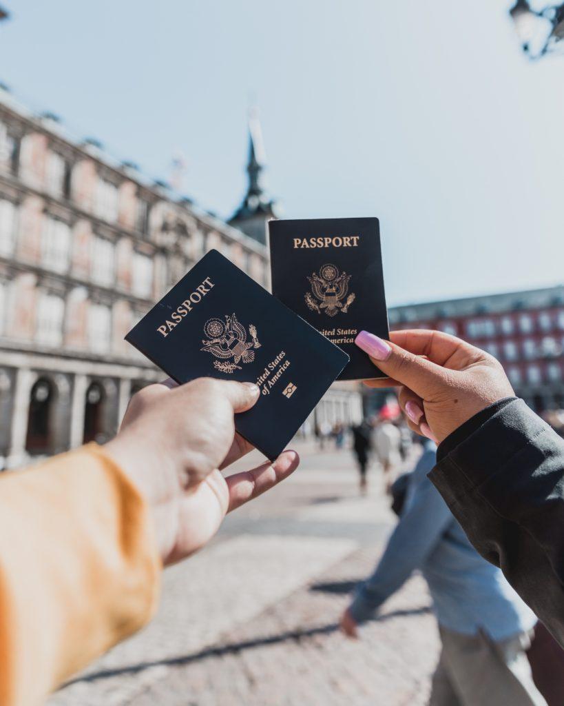 passeport pour voyager organiser