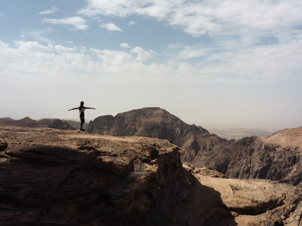 Pétra jordanie