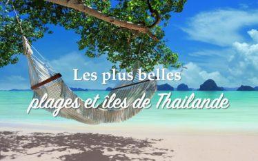 les plus belles iles de thailande