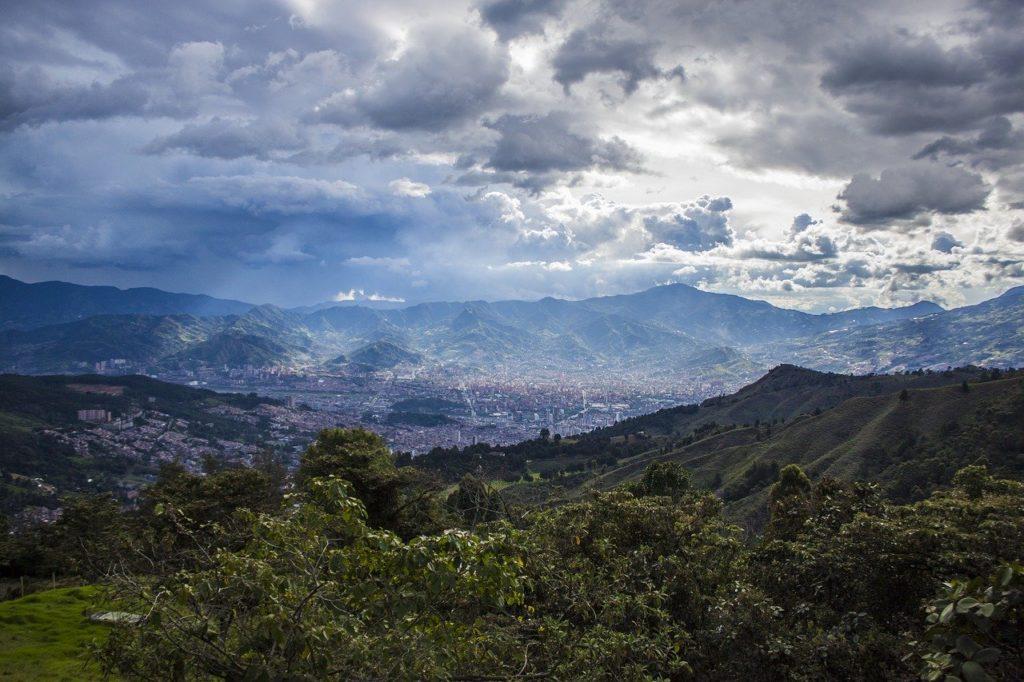 voyager en colombie à Medellin