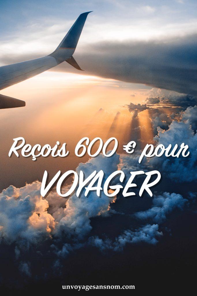 reçois 600 euros pour voyager avec vol retardé