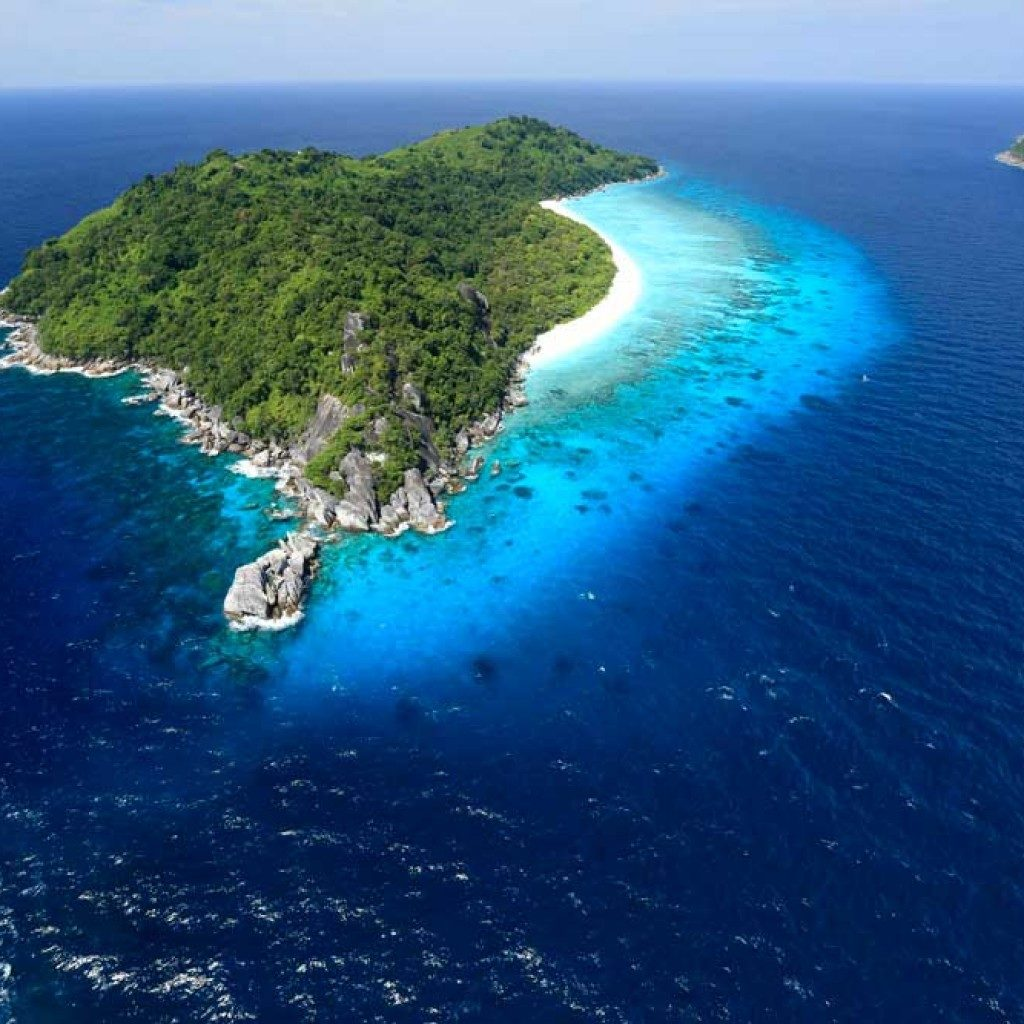 visiter simulant island en thailande
