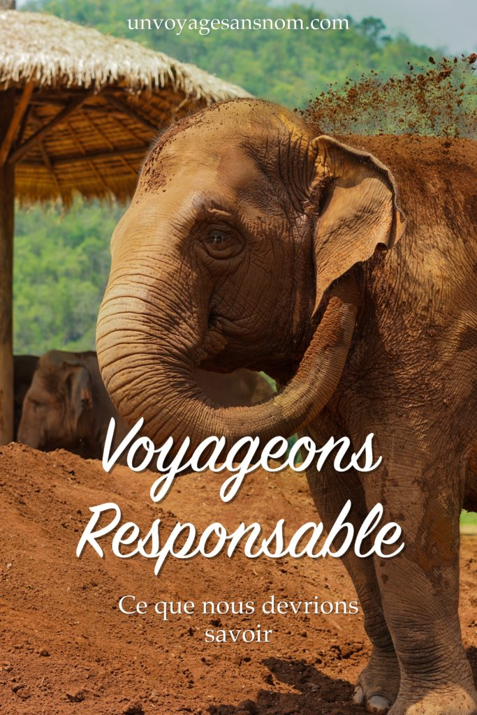voyager responsable autour du monde, agir pour un tourisme responsable