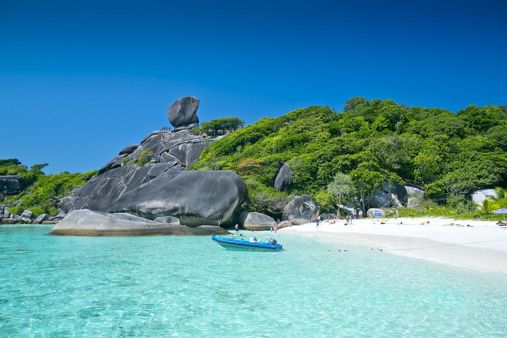 l'une des meilleurs plages de Thaïlande !