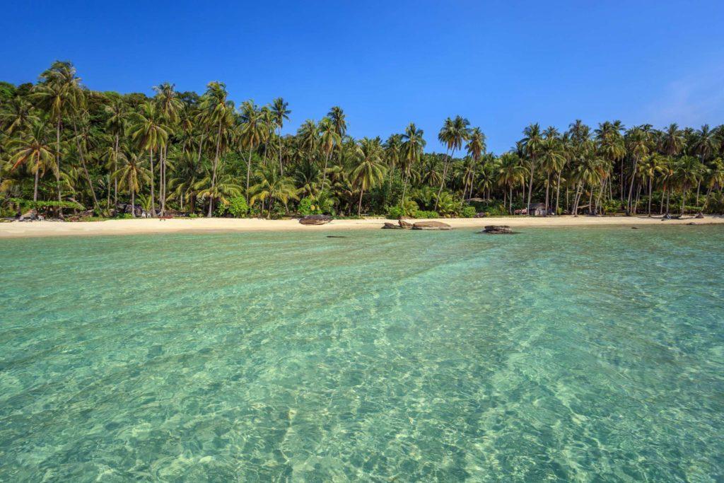 une des plus belles plages de thailande sur l'une des plus belles ile de thaïlande