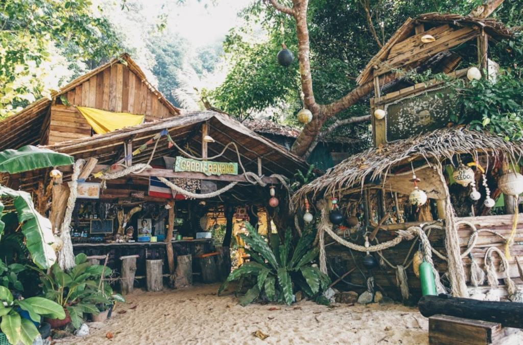 meilleur bar de Thaïlande ! sur l'une des plus belle ile de thailande.
