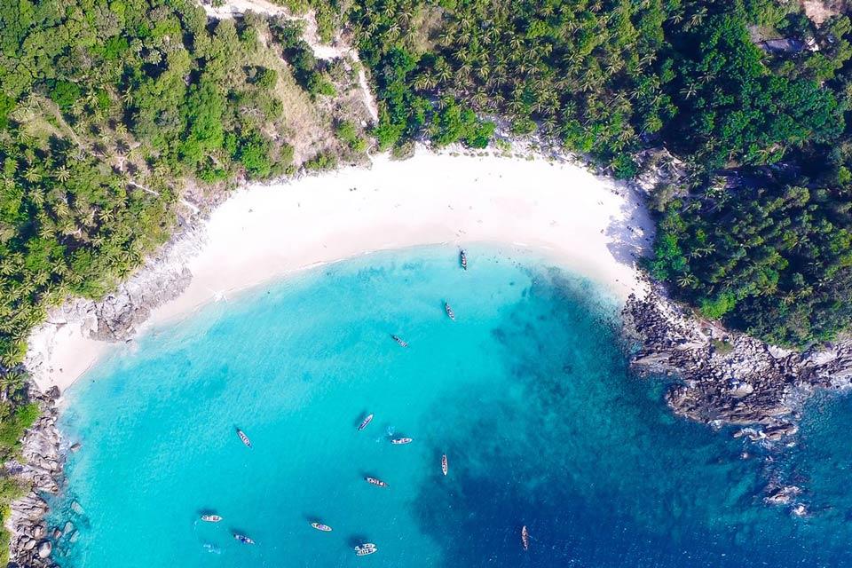 plus belles plages de Thaïlande à phuket