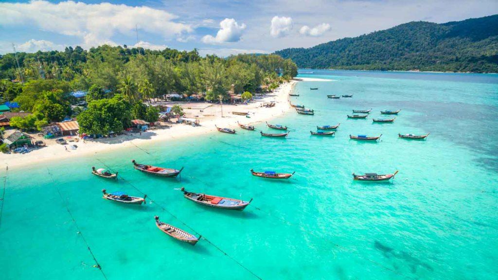 meilleurs plages de thaïlande