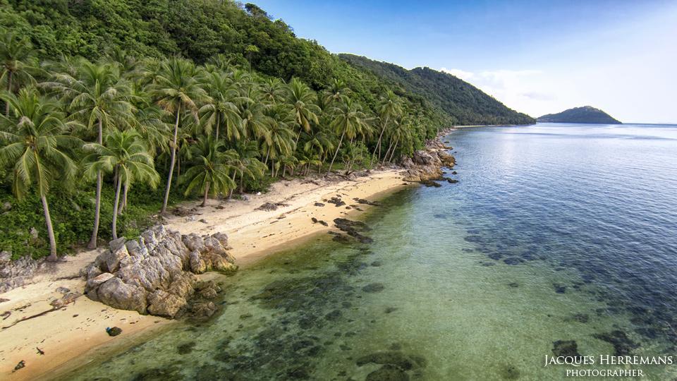la plus belle plage de koh samui en thaïlande. Une très belle île thaïlandaise.