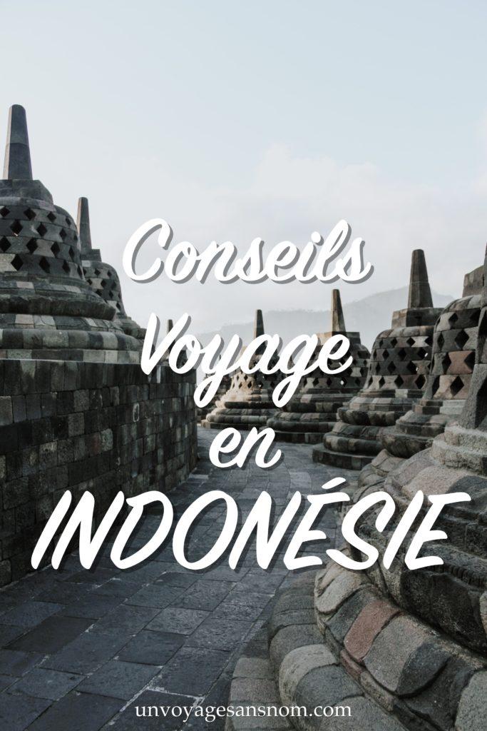 conseils voyage en indonésie