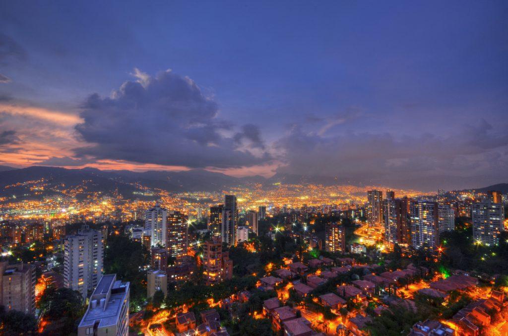 les agressions en colombie en amérique du sud