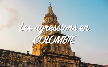 les agressions en colombie