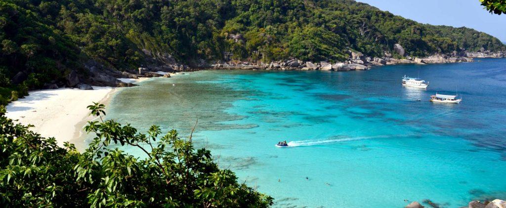 koa lak, similar island, thailande