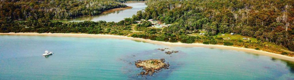 cockle creek tasmanie